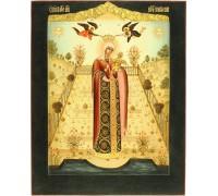 Икона Богоматерь Вертоград Заключенный