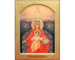 Икона Богоматерь Державная