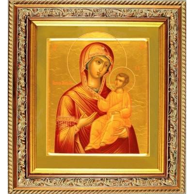 Икона Иверская Пресвятая Богородица