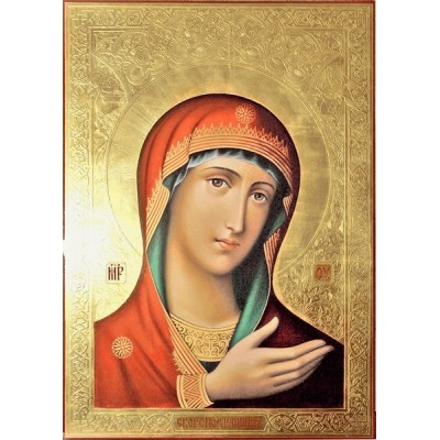 Икона Пресвятая Богородица Скоропослушница Невская