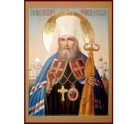 Икона Митрополит Московский и Коломенский Филарет