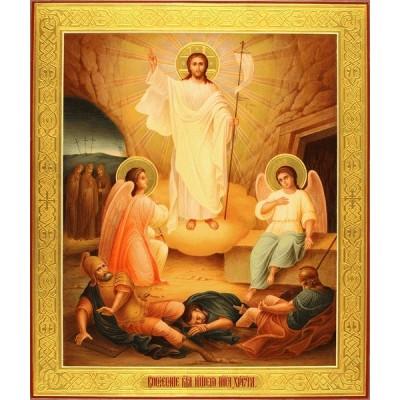 Икона Воскресение Христово (Пасха)