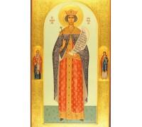 Мерная (ростовая) Икона Святая Великомученица Екатерина