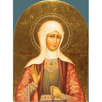 Икона Святая Мученица Ульяна