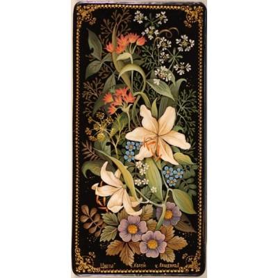 "Лаковая миниатюра ""Цветы"""